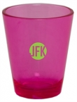 Promotional products: Shot 2oz pink