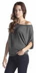 Promotional products: Bamboo tri-blend dolman t-shirt