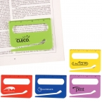 Promotional products: Letter opener with magnifier & mini ruler