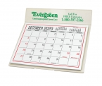 Promotional products: Desk calendar with mailing envelope