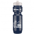 Promotional products: 26 oz jogger bottle (push pull lid)