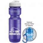 Promotional products: 26 oz jogger bottle (flip top lid)