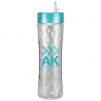 Promotional products: 24oz atlantis bottle with premium lid