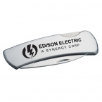 Promotional products: Stainless steel lock knife