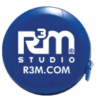 Promotional products: Round tape measure