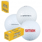 Promotional products: Titleist pro v1 refinished golf ball
