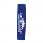 Promotional products: Tri fold Golf Towel