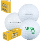 Promotional products: Titleist pro v1x refinished golf ball