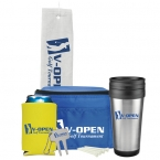 Promotional products: Deluxe Golf Gift Set