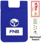 Promotional products: Silicone cell phone sleeve