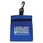 Promotional products: Mini Zippered Non Woven Bag