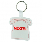 Promotional products: Telephone soft keytag