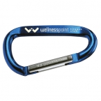 Promotional products: 3 inch large carabiner