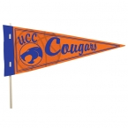 Promotional products: Cardstock sport pennant