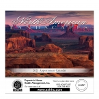 Promotional products: Landscapes Stapled Wall Calendar