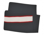 Promotional products: Sandwich stripe scarf