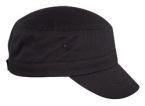 Promotional products: Fine brushed cotton military cap