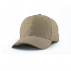Promotional products: Brushed cotton twill cap / cloth strap
