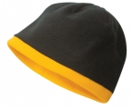 Promotional products: Polar fleece low cut toque/contrast french roll piping