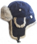Promotional products: Nylon trooper with rabbit fur