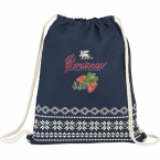 Promotional products: Fair Isle Cotton Cinch