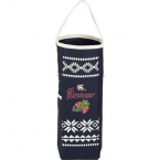 Promotional products: Fair Isle Wine Tote with Opener