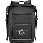 Promotional products: Falcon Rolltop Backpack
