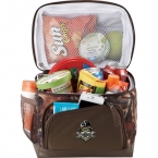 Promotional products: Hunt Valley® Dual Compartment Lunch Cooler