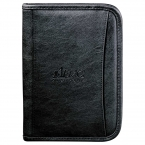 Promotional products: DuraHyde Jr. Zippered Padfolio