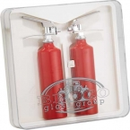 Promotional products: CLEARANCE:Oil and Vinegar Misting Set