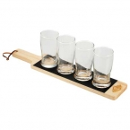 Promotional products: Bullware Beer Flight