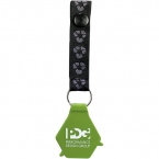 Promotional products: CLEARANCE:Loop Key Tag (Green)
