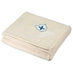 Promotional products: Fleece-Sherpa Blanket