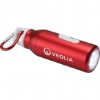 Promotional products: Flow Carabiner Flashlight