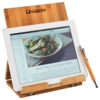 Promotional products: Tablet or Recipe Book Stand with Ballpoint Stylus