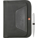 Promotional products: Wenger® Deluxe Ballistic Journal Bundle Set