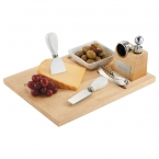 Promotional products: Entertainer Wine & Cheese Board