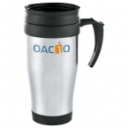 Promotional products: Java Stainless Mug 14oz