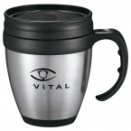Promotional products: Java Desk Mug 14oz