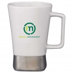 Promotional products: Ceramic Desk Mug 16oz
