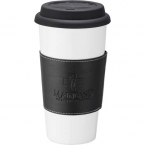Promotional products: Mega Double-Wall Ceramic Tumbler with Wrap 15oz
