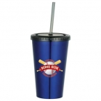 Promotional products: CLEARANCE:Sedici Stainless Tumbler 16oz