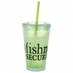 Promotional products: CLEARANCE:Cool Gear® Sedici Chiller Tumbler 20oz