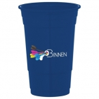Promotional products: CLEARANCE:Game Day Stadium Cup 22oz
