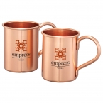 Promotional products: Moscow Mule Mug Gift Set