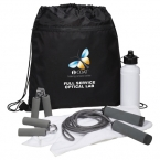 Promotional products: On the Go Fitness Set