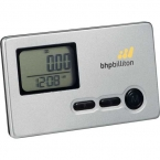 Promotional products: 3-Axis Slim Pedometer