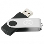 Promotional products: Rotate Flash Drive 512mb