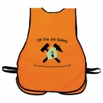 Promotional products: Safety Works High-Visibility Safety Vest