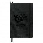 Promotional products: Ambassador Carbon Fiber Bound JournalBook™